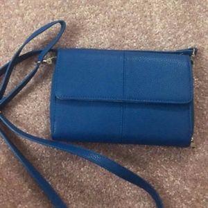 Jewell by ThirtyOne brand cross body purse